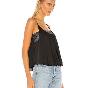 Free People Turn It On Camisole Top New With Tag